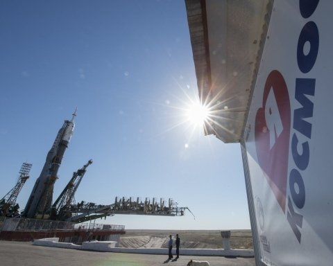 Россия «потеряла» космонавтов: во время старта «Союза» произошла серьезная авария