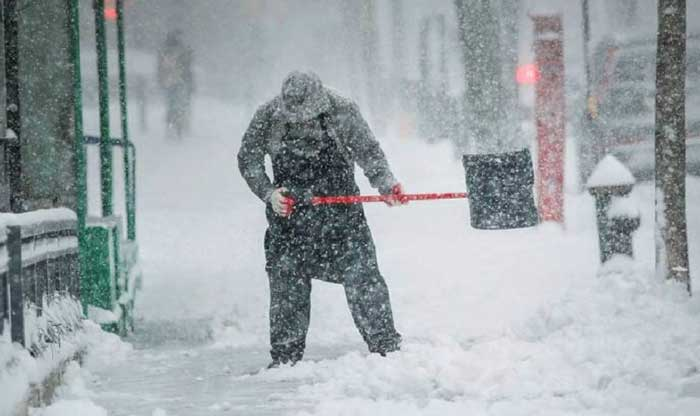 Снежный апокалипсис: синоптики предупредили об ужасной погоде в Киеве