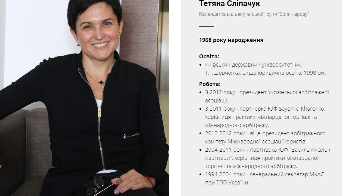 Названо нове керівництво ЦВК України