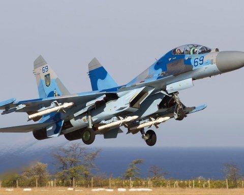 Катастрофа Су-27 в Україні: названо ім'я одного з загиблих льотчиків