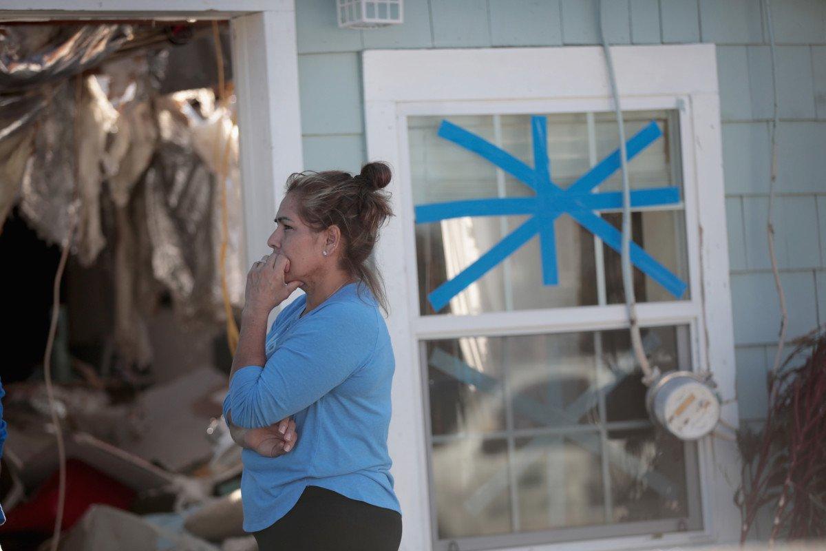 Ураган «Майкл» в США: погибли десятки людей, потеряна связь с тысячей