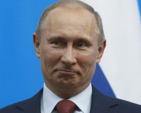 """Путін висунув свою """"версію"""" вбивства Захарченка"""