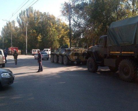 Теракт у Керчі: з'явилося нове відео моменту стрільби