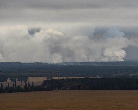 Склад в Ічні підірвали перед пожежею: подробиці НП на Чернігівщині