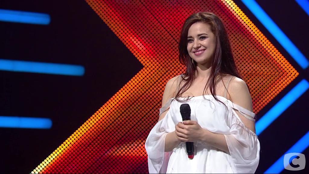 Х-фактор 9: жена украинской звезды покорила всех красотой