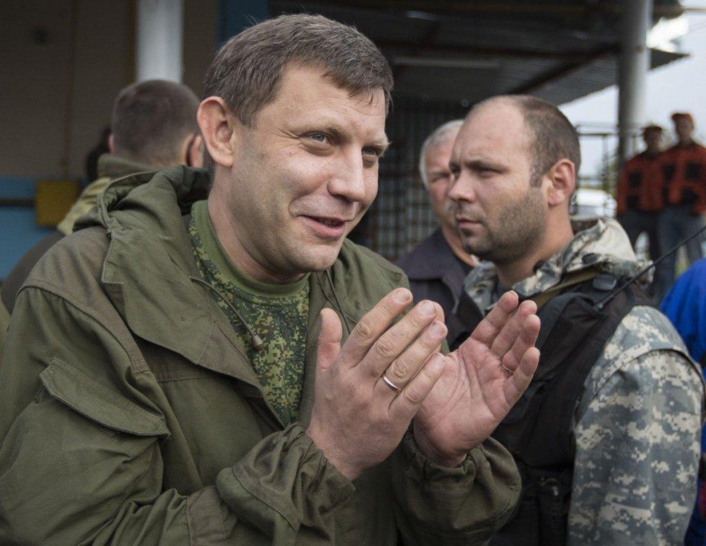 На Донбасі хочуть викликати дух Захарченка