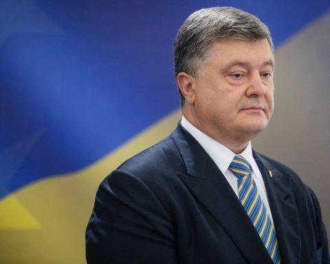 Томос для України: Порошенку задали питання, яке ще ніхто не ставив