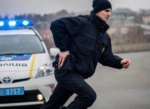 Появилось видео с места смертельной стрельбы в Киеве