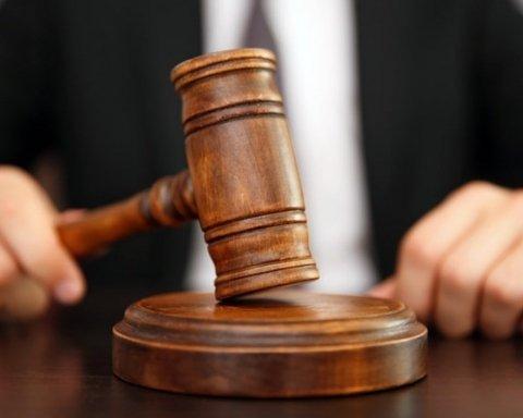 Суд над матерью, которая утопила детей в Киеве: появилось видео