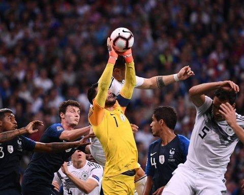 Германия проиграла Франции в Лиге наций: знаменитого тренера немцев могут уволить