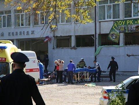 Трагедия в Керчи: появилось видео, которое многое проясняет