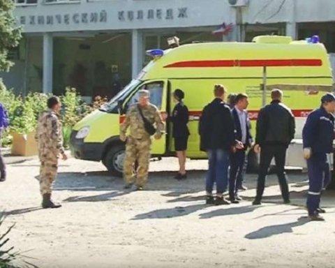 Взрыв и стрельба в Керчи: все, что стоит знать, показали одним видео