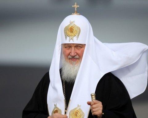 В УПЦ КП запідозрили Кирила у зв'язках з російськими спецслужбами