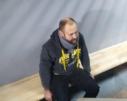 Фигурант кровавого ДТП в Харькове расплакался в суде: появились первые фото и видео