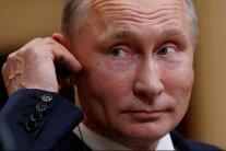 Путін покатався на дивній машині та викликав хвилю сміху: з'явилося відео