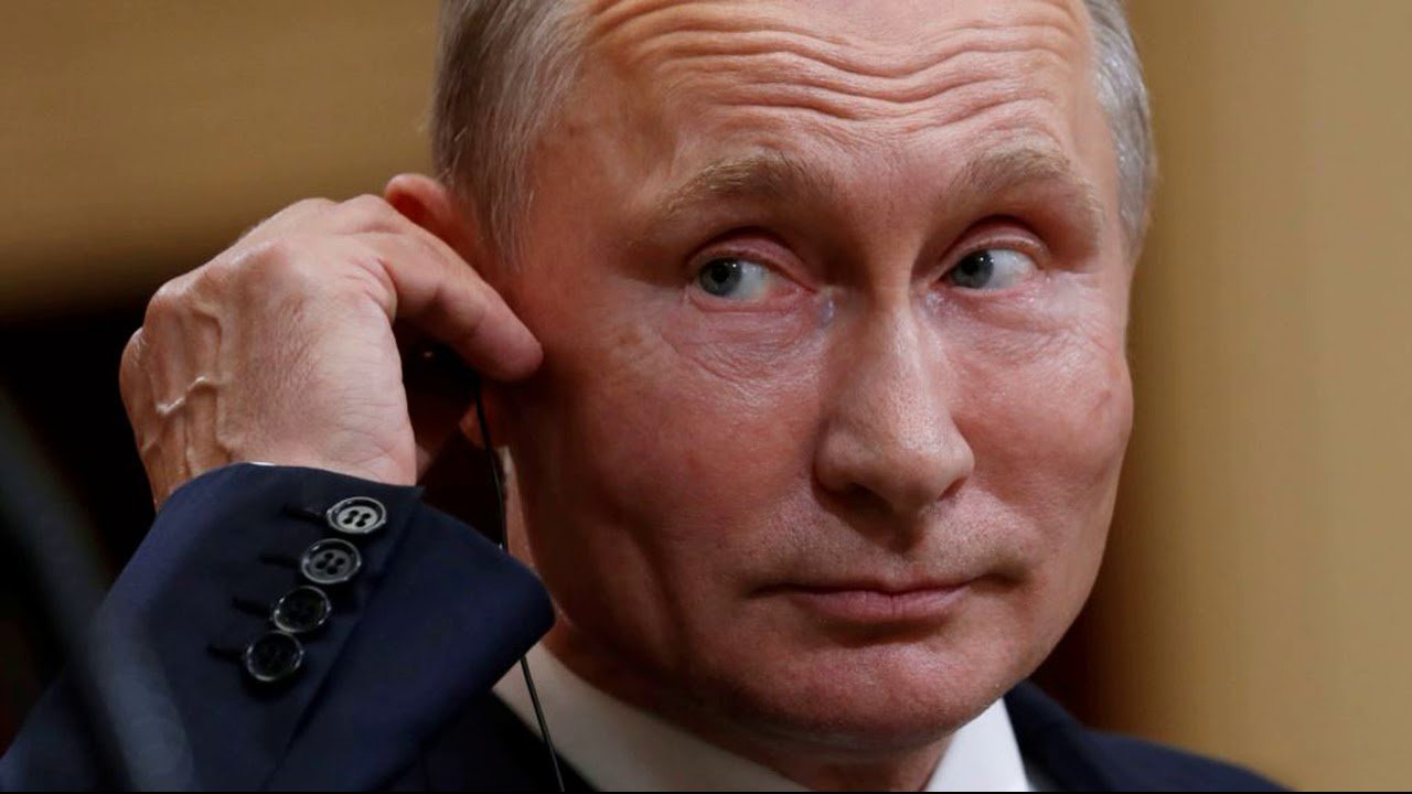 Путин покатался на странной машине и вызвал волну смеха: появилось видео