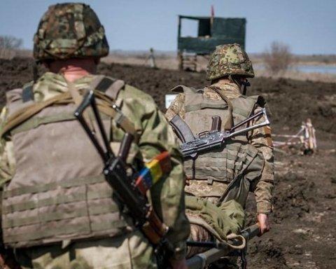 Доба в ООС: загинув український боєць