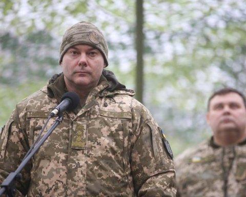 Командувач ООС відповів, чи готує Україна військовий наступ на Донбасі