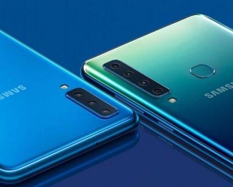 Ні в кого такої немає: Samsung показав смартфон з унікальною камерою