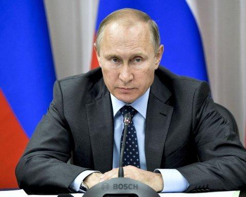У Путина заподозрили две серьезные болезни: фото