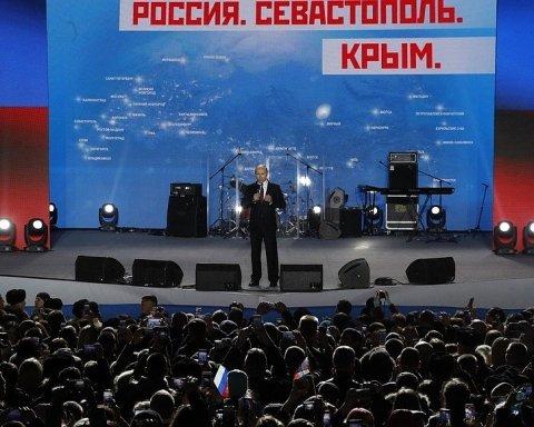 Опять врет: Путин выступил со странной речью о Крыме