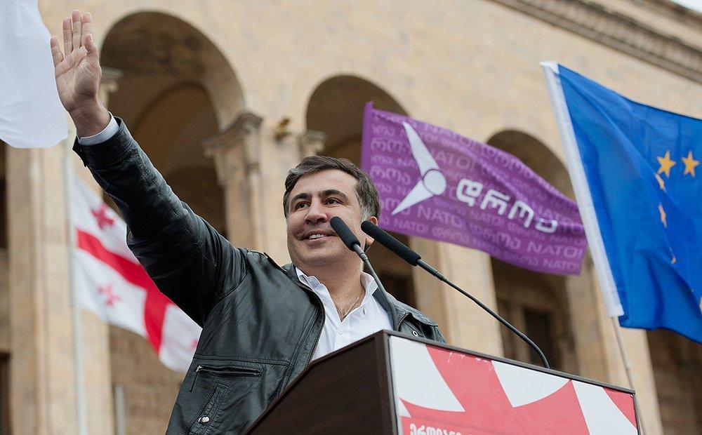 Саакашвили обвинили в причастности к резонансному убийству в Грузии