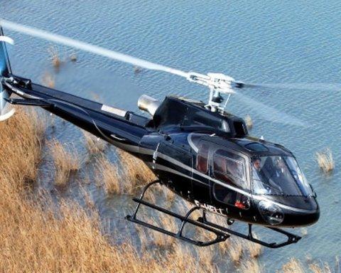 Катастрофа вертолета с чиновником в России: появилось первое видео