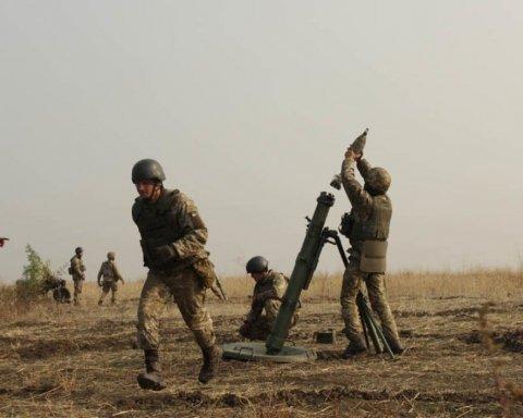 """Війна на Донбасі набирає обертів: воїни ЗСУ знищили """"пачку"""" бойовиків"""