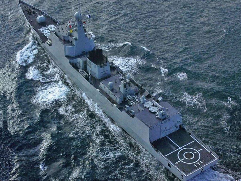 Появились фото кораблей НАТО, которые зашли в Черное море