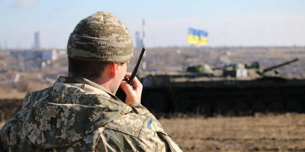 Украинские бойцы принесли трофей с позиций оккупантов и показали фото