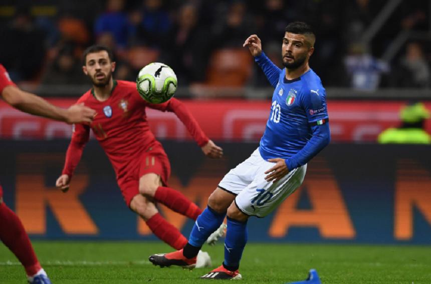 Италия — Португалия 0:0: хроника матча Лиги наций, видео моментов