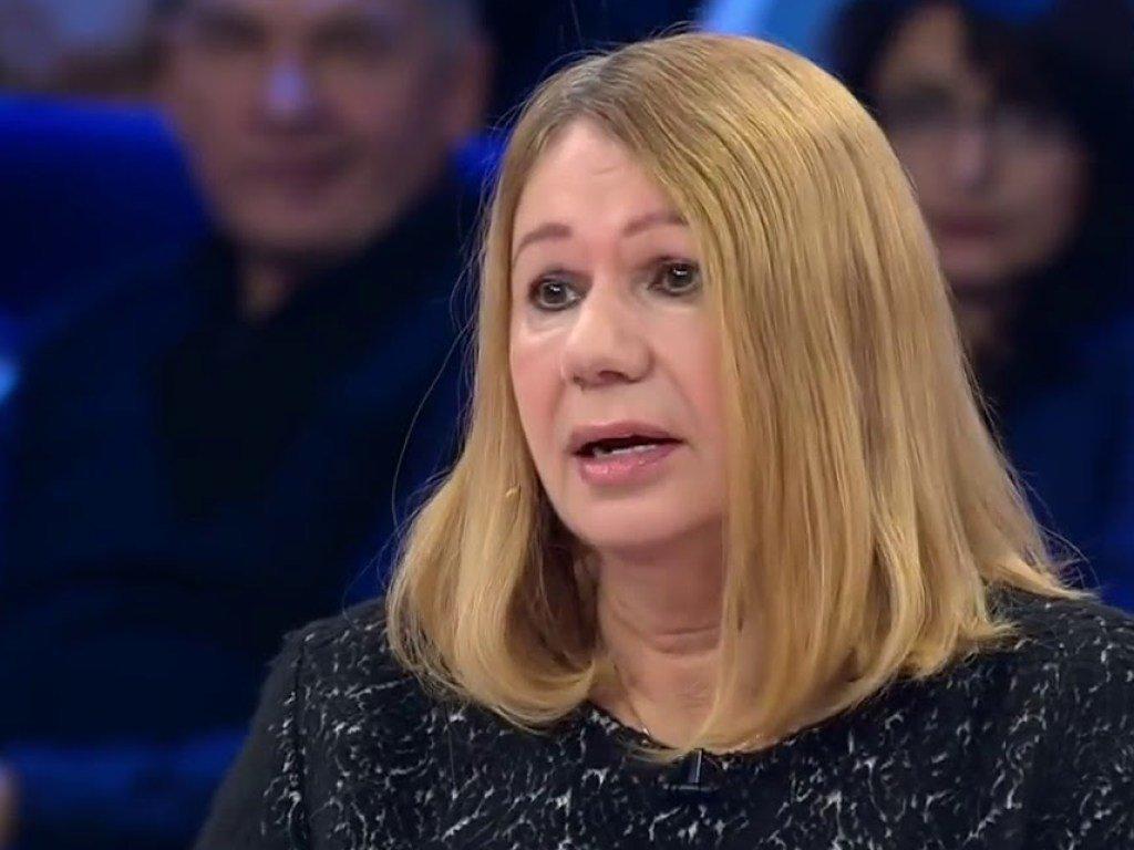Одіозна Олена Бережна розповіла, як її називали агентом Кремля: відео росТБ