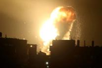 Ізраїль та сектор Газа влаштували бійню на кордоні: багато поранених та загиблих