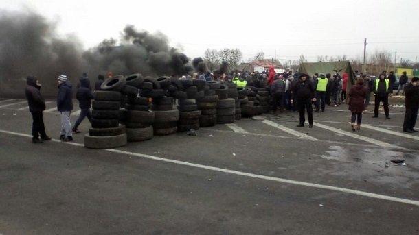 """Бунт """"євробляхарів"""": з'явилося цікаве фото з кордону"""