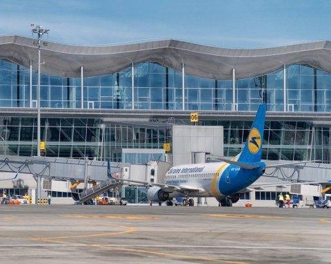 В аэропорту «Борисполь» готовятся запустить беспилотные автобусы