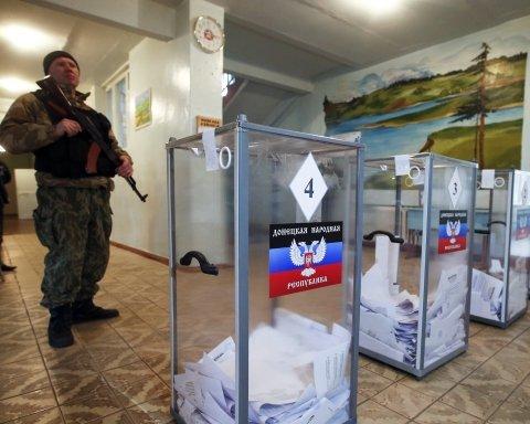 »Выборы» главарей «ДНР-ЛНР»: появились новые данные о том, чем запугивали людей