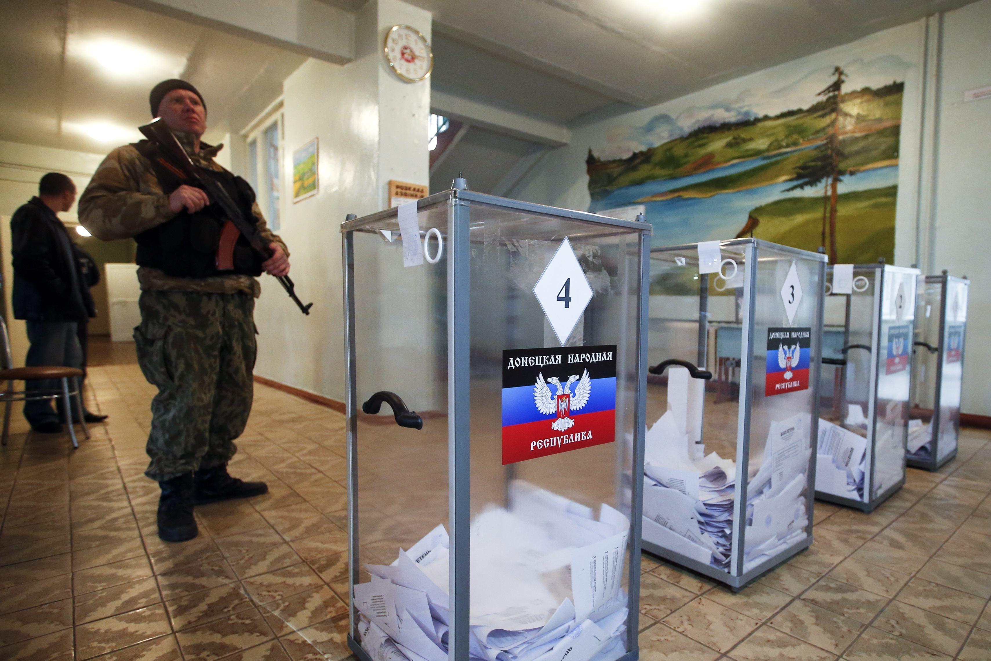 СБУ раскрыла переговоры боевиков о «выборах» «ДНР-ЛНР»: важное аудио