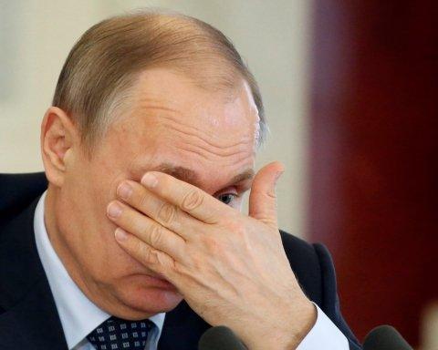 Из Путина и его сторонников сделали «маски» на Хэллоуин: интересные фото