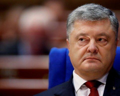 Военное положение в Украине: Порошенко объявил о решении