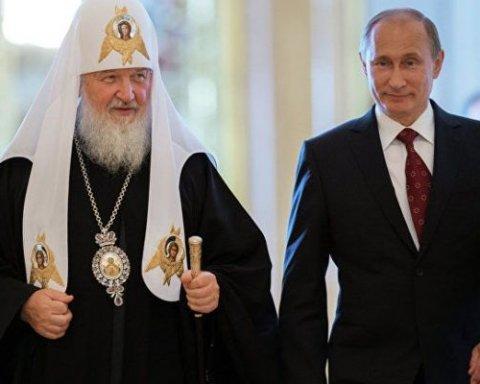 Два вора: Путин разозлил сеть видео со своим патриархом