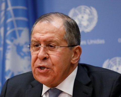 """""""Всього вам найкращого"""": Лавров влаштував """"істерику"""" на форумі ЮНЕСКО через воєнний конфлікт біля Керчі"""
