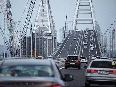 Смертельно опасно: в сети показали новую проблему Керченского моста