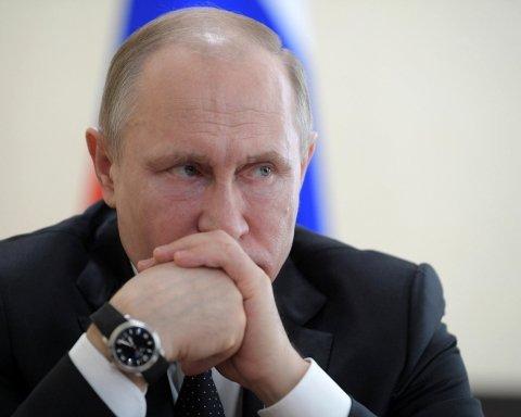На лице Путина заметили интересную вещь: опубликованы фото