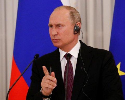 Война на море: в Кремле объяснили, почему Путин не поговорил с Порошенко