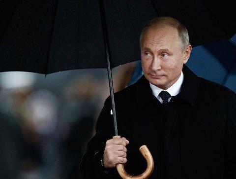 Путина законсервировали: в России показали интересное фото