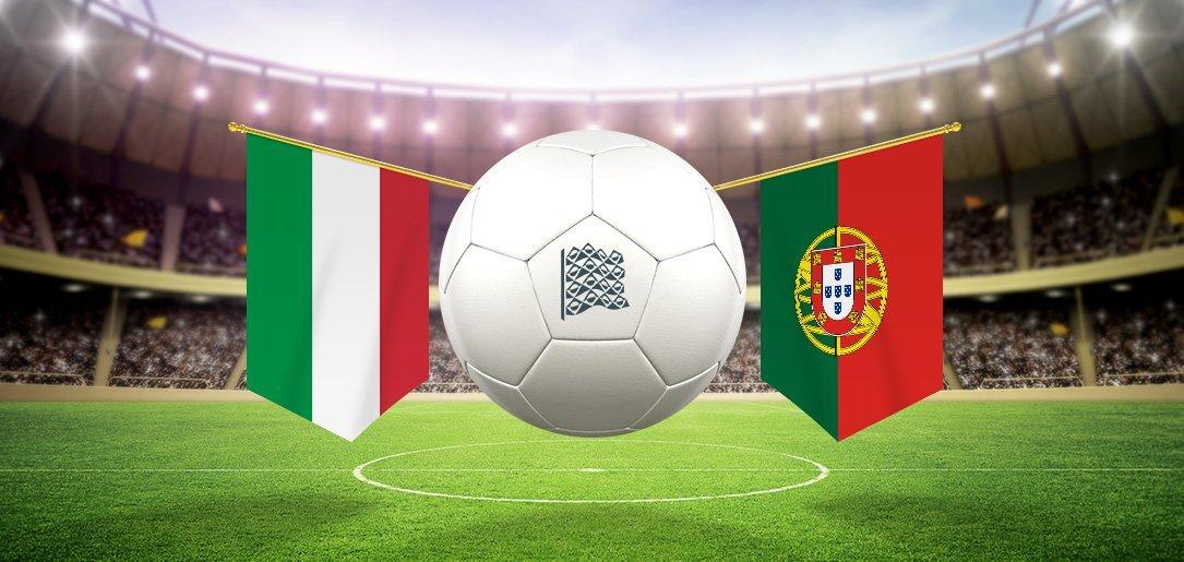 Италия — Португалия: стартовые составы на матч Лиги наций