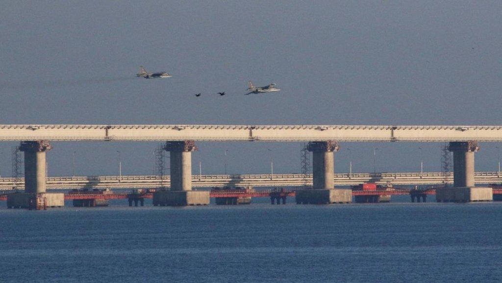 Атака России в Керченском проливе: в ВМС назвали количество раненых бойцов