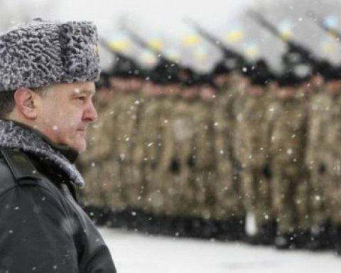 Военное положение: Порошенко сообщил, кого мобилизуют в первую очередь