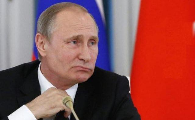 В сети заметили нового «двойника» Путина: опубликовано фото