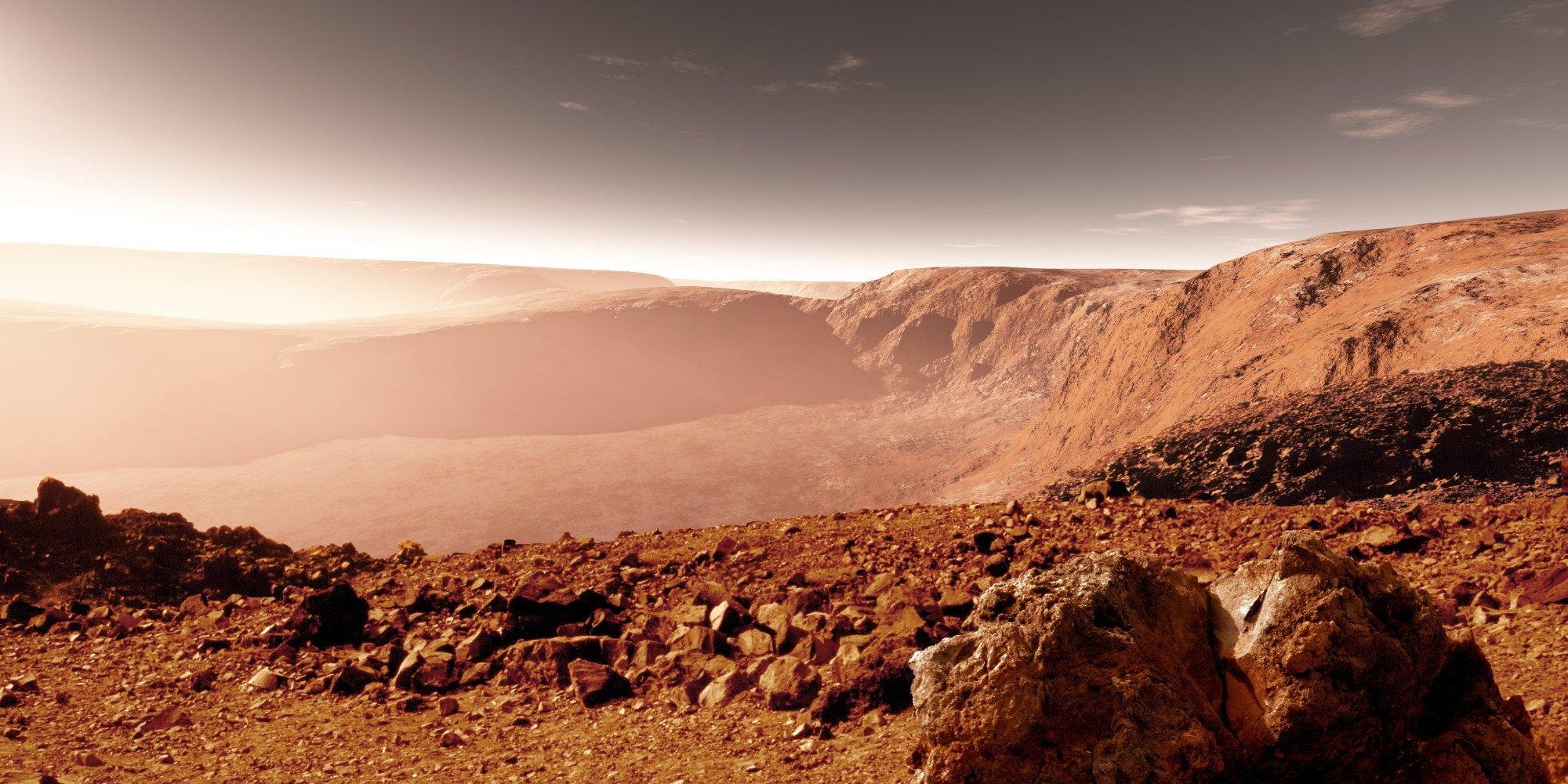 Историческое открытие: NASA опубликовало запись с Марса